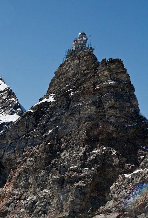 My Cute Name Wallpaper The Sphinx Observatory In Jungfraujoch Switzerland