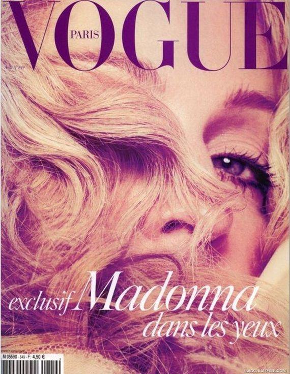 Cute Pastel Color Wallpaper Evolution Of Madonna Magazine Covers 1983 2011 Barnorama
