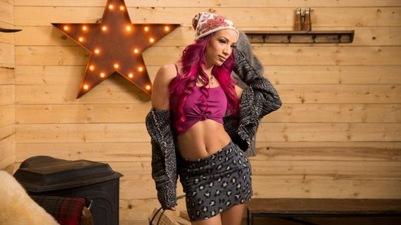 Wwe Girl Hd Wallpaper Sasha Banks Photos Barnorama