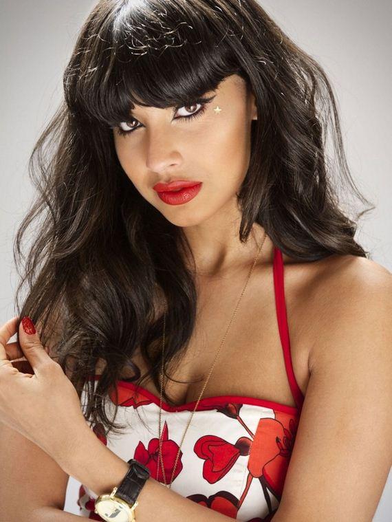 Funny Black Girl Wallpaper Jameela Jamil Photos Barnorama