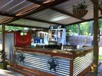 Backyard Bar Plans | Easy Home Bar Plans