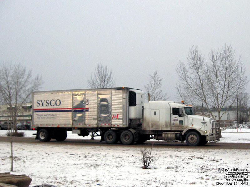 Sysco Truck - Best Image Truck KusaboshiCom