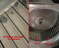 york-blower-cleaning - Barrie Furnace Repair