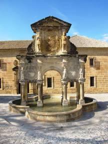 Fuente de Santa María - Baeza