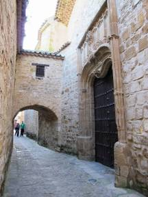 Puerta del Perdón - Catedral de Baeza