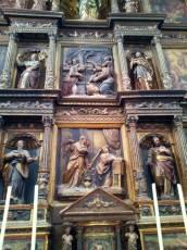Retablo Iglesia de la Asunción Priego de Córdoba