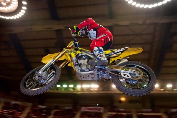 Arenacross is always the main event at Motorama. Pennsylvania Farm Show Complex, Harrisburg, PA