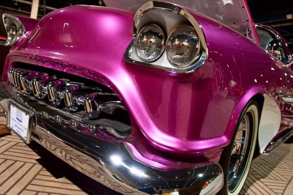 Classic car competition at Tunerwars Motorama 2012 Pennsylvania Farm Show Complex, Harrisburg, PA