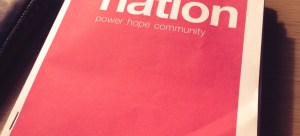 The new One Nation Inspiration book