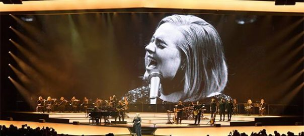 Adele Seating Chart Los Angeles Staples Center Concerts