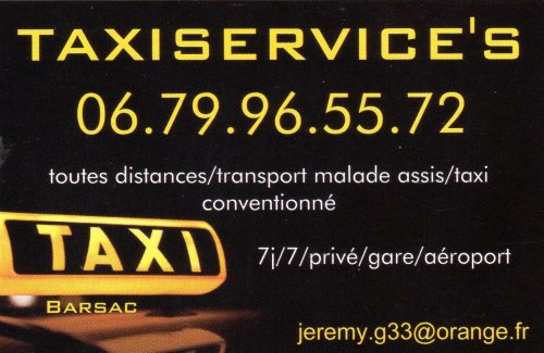 Taxiservice's
