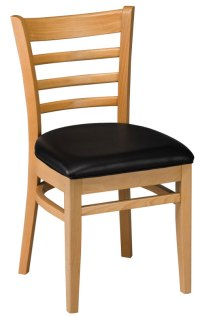 Custom Ladder Back Chair | Bar Stools and Chairs