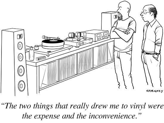 vinyl cartoon by alex gregory