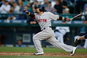 Shane+Victorino+Boston+Red+Sox+v+Seattle+Mariners+-17EwAh3jP8l