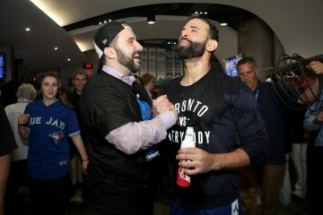 Alex+Anthopoulos+Division+Series+Texas+Rangers+7bQ2EUDKWlpx