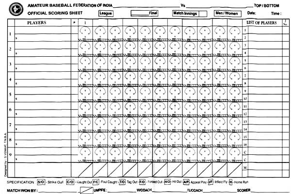 Hockey Score Sheet Projects to Try Pinterest Hockey scores - baseball scoresheet