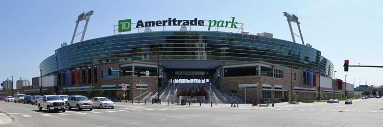 TD Ameritrade Park in Omaha