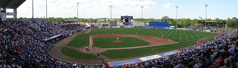 First Data Field - New York Mets Spring Trainingpremium seating