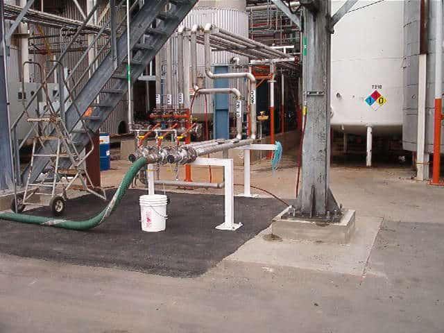 Process Piping Services - Buena Park, CA - Base Construction, Inc