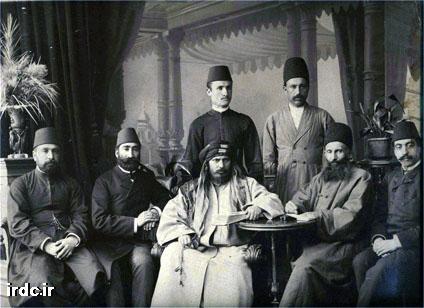 مصاحبه با سيد جمال الدين افغانی