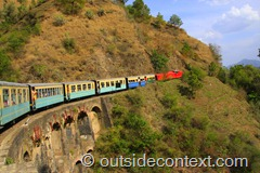 MG 5845 thumb1 Jaipur, the Kalka–Shimla Railway and onto Shimla