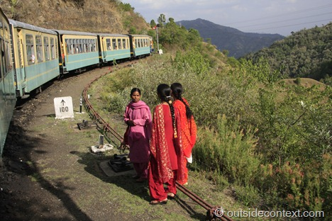 MG 5867 thumb Jaipur, the Kalka–Shimla Railway and onto Shimla