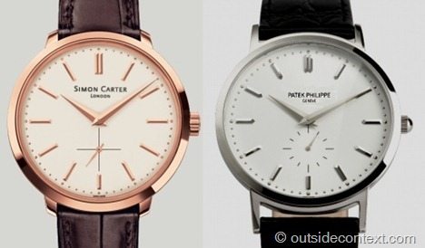 Which One thumb Watches, Homages and Branding