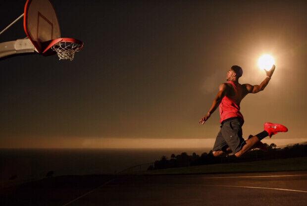 Michael Jordan Wallpaper Hd Anthony Davis Juega Al Baloncesto Con El Sol