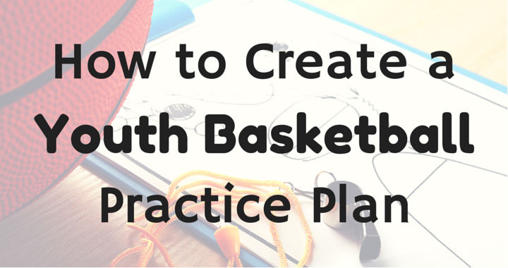 How to Create a Youth Basketball Practice Plan - blank basketball practice plan template