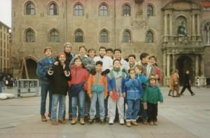 Bologna a.s. 1989-1990