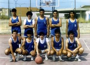 Finale Juniores Regionale 16-06-1985