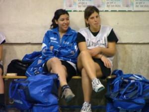 Stefania Trovato e Elisa Favacchio