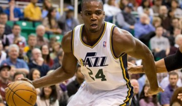 NBA: Indiana Pacers at Utah Jazz
