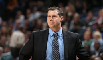 Dave Joerger potrebbe essere il nuovo allenatore dei sacramento Kings.