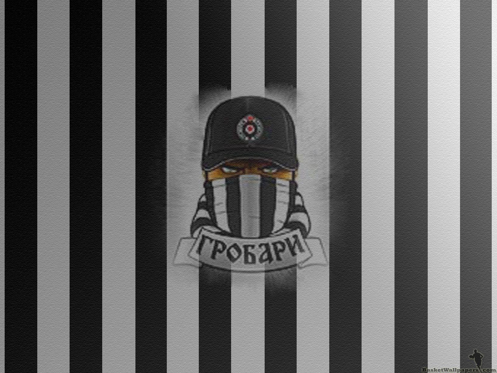 Lebron James Iphone Wallpaper Partizan Belgrade Grobari Wallpaper Basketball