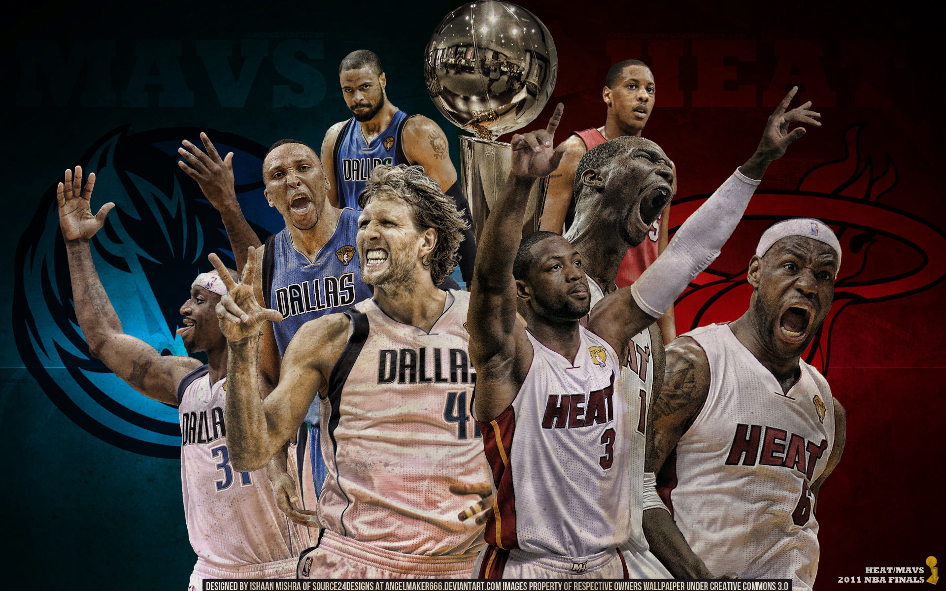 Dirk Nowitzki Wallpaper Hd Heat Mavs 2011 Nba Finals Widescreen Wallpaper
