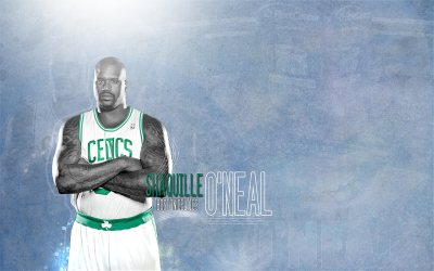 Shaq 2011 Celtics Widescreen Wallpaper | Basketball Wallpapers at BasketWallpapers.com