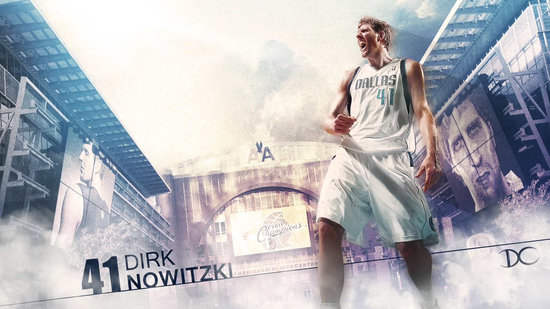 Dallas Stars Wallpaper Iphone Dirk Nowitzki Legacy 2014 Wallpaper Basketball