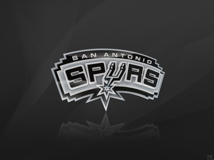 Okc Wallpaper Iphone San Antonio Spurs 3d Logo Wallpaper Basketball
