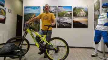 basqueMTB Photo Exhibition and Video