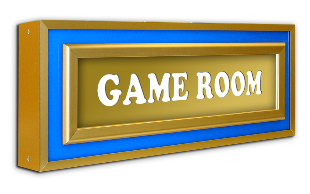 Halolite 187 game room signs 187 decor 187 multimedia living 187 bass