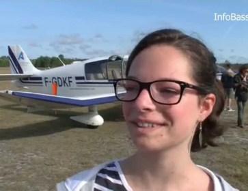 Aéroclub andernos Pépinière aéronautique, by IB