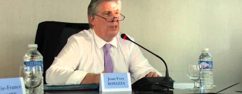 Andernos Conseil municipal du 19 09 14. ITW de JY Rosazza et C. Rauturier.