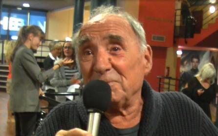 Claude Brasseur, au naturel sur InfoBassin.com