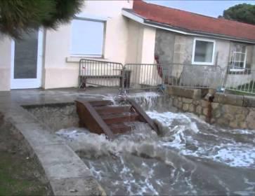InfoBassin Grandes marées Andernos 030314
