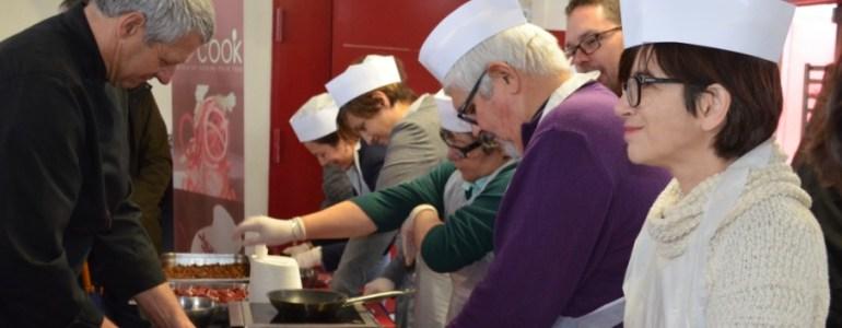 foire au gras to cook