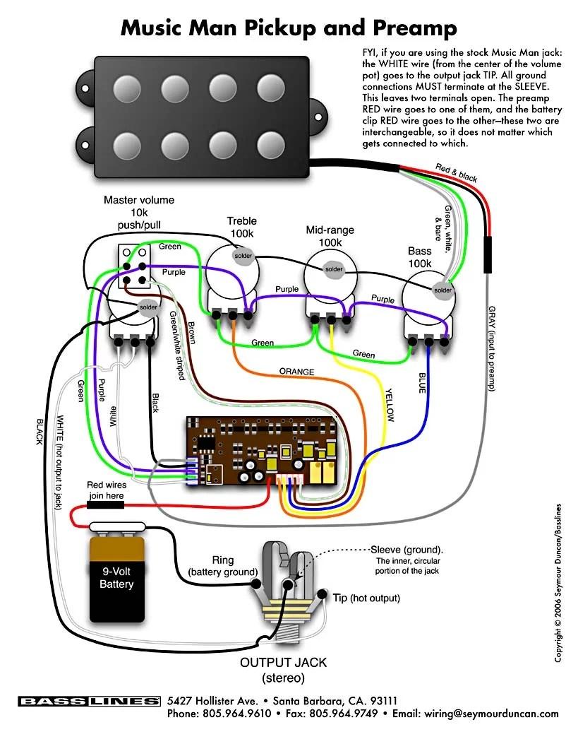 Fender Bass Vi Wiring Diagram Schemi Elettrici Dei Bassi Pi 249 Famosi