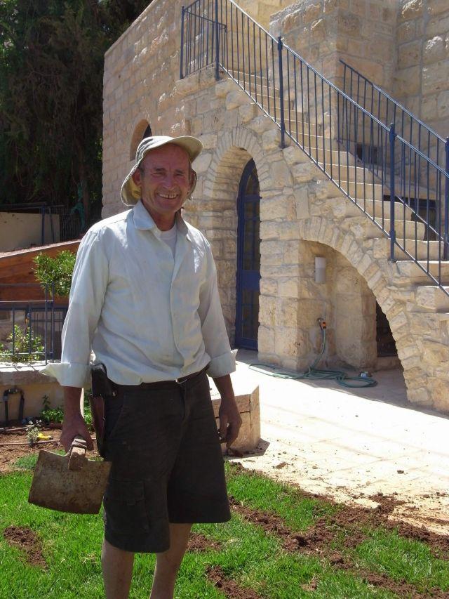 מודי יהודאי - שומר הגן
