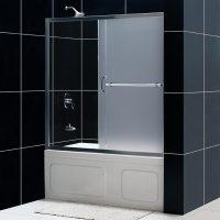 Infinity Plus Sliding Tub Door. Glass Tub Door from ...