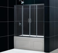 DreamLine showers: Visions Sliding Tub Door